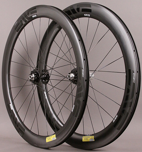 Enve SES 5.6 Carbon Clincher Disc Road Bike Wheelset Chris King