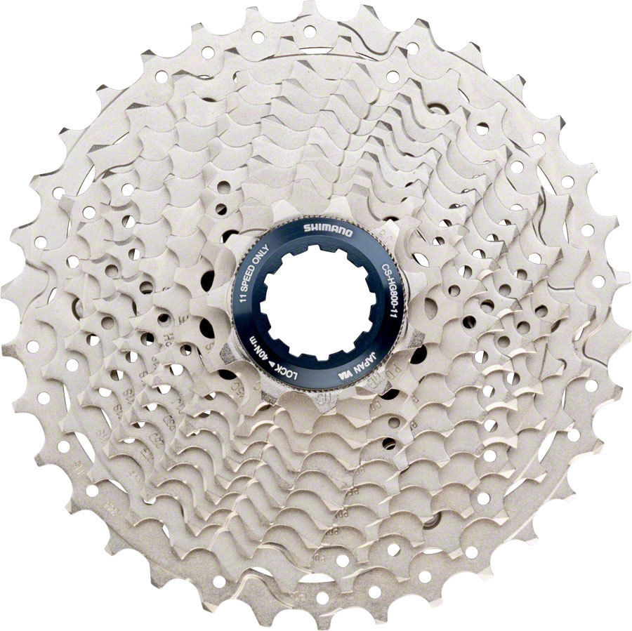 Shimano Ultegra 11 Speed HG800 Cassette 11-34 fits 10 speed hubs
