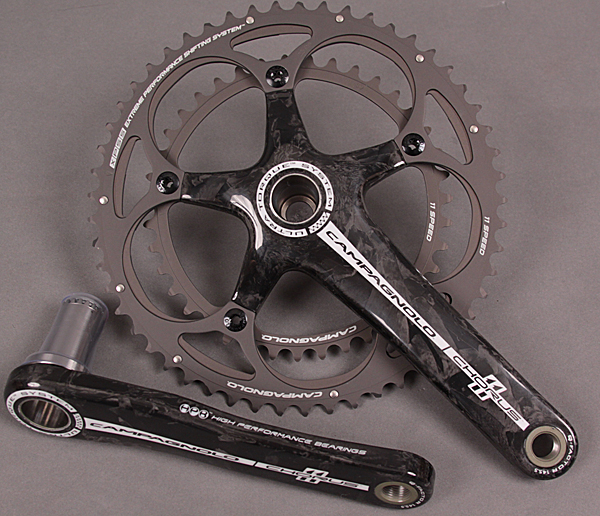 Campagnolo Chorus 11 Speed Crankset 175mm 39/53