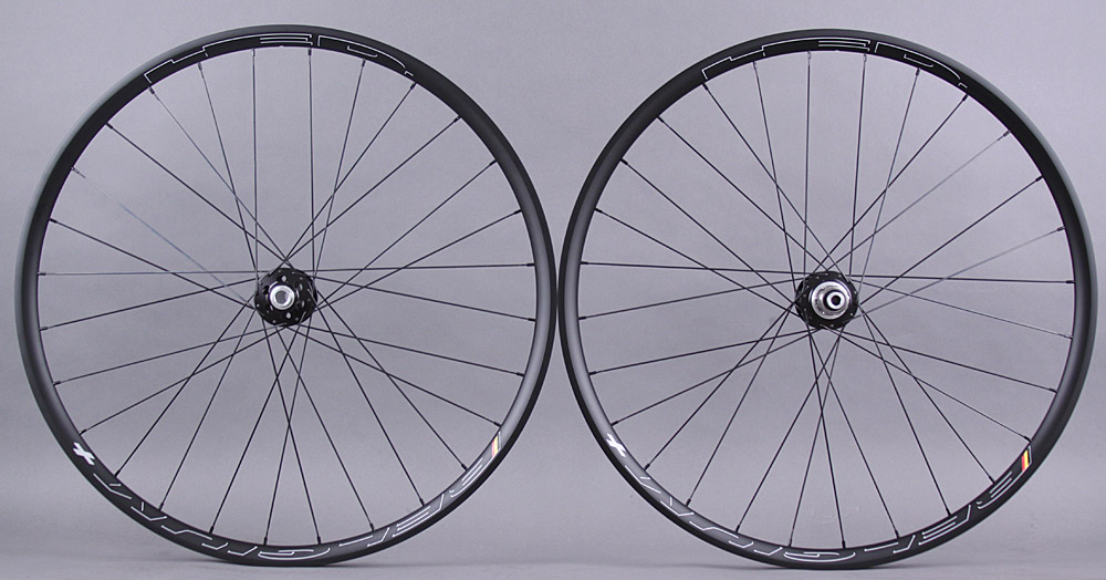 HED BELGIUM PLUS Wheelset White Industries XMR Disc Hubs