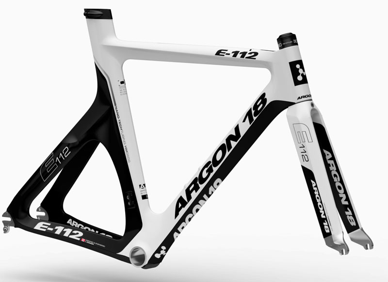 2012/13Argon 18 E112 Carbon Time Trial Frameset Large