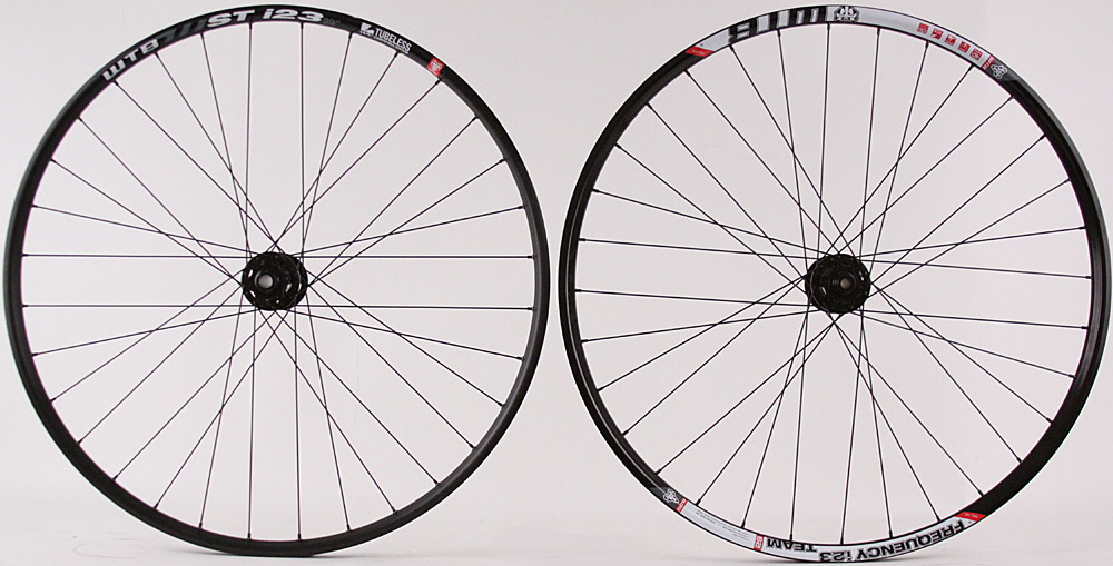 WTB Mismatched i23 TCS 29er Wheelset 15mm Thru Axle 12x142 rear