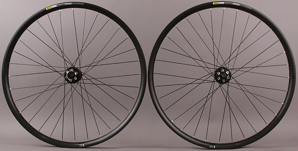 Mavic EX630 Rims 27.5 650b Mountain bike Wheelset Novatec Boost