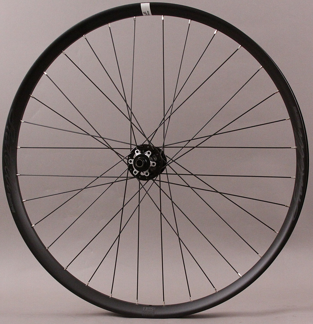 Fratelli FX35 Rim 27.5 650b 32h Novatec D772 Hub Rear Wheel