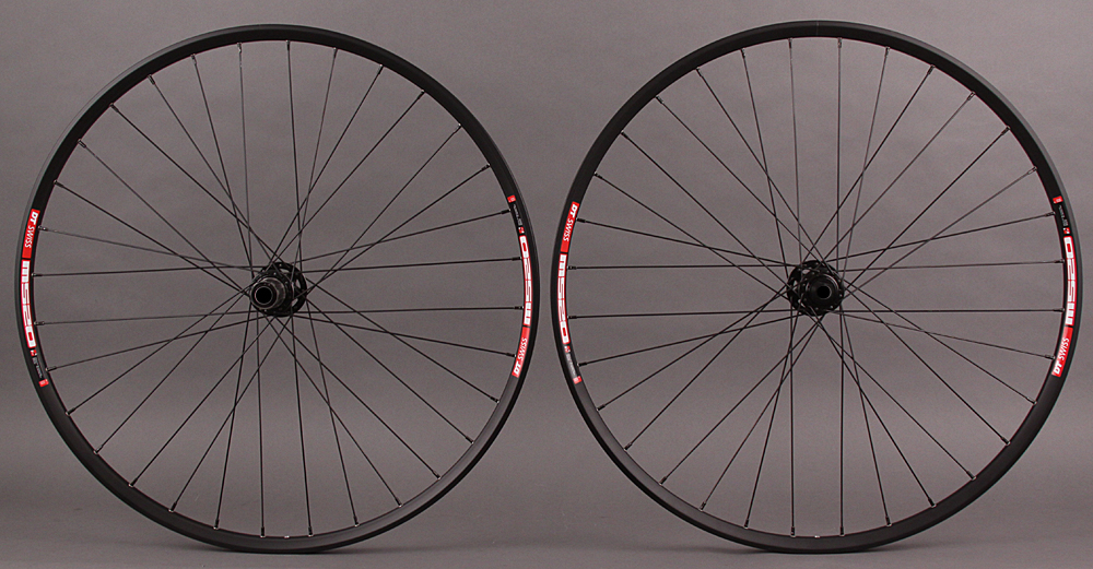 DT Swiss 29er MTB Wheelset M520 Rim SRAM X9 15mm & 142x12 thru