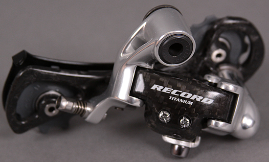 Campagnolo Record Rear Derailleur Medium Cage Length