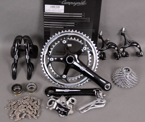 2011 Campagnolo Centaur 10 speed 9 pc Groupset
