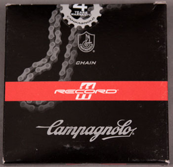 2012 Campagnolo Record 11 Speed Chain and Pin