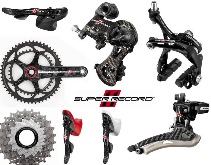 Campagnolo Groupsets