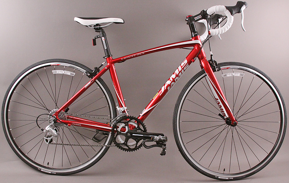 Jamis Ventura Sport Road Bike Shimano 8 Speed 48cm Monterey Red