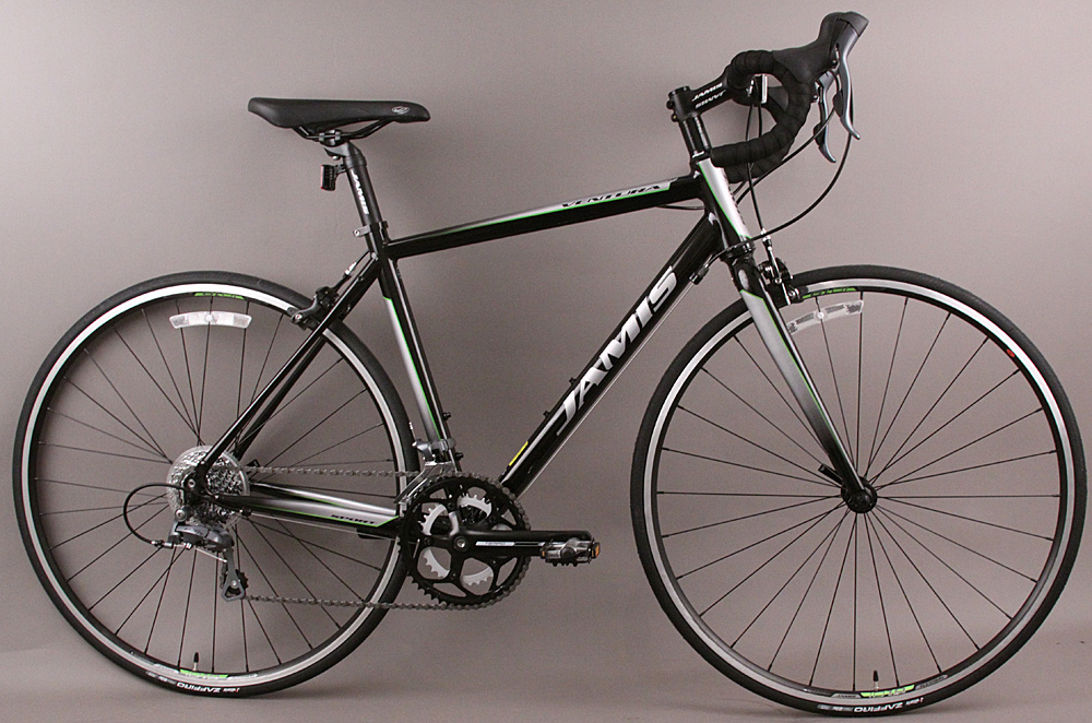 Jamis Ventura Sport Road Bike Shimano 8 Speed 51cm Gloss Black