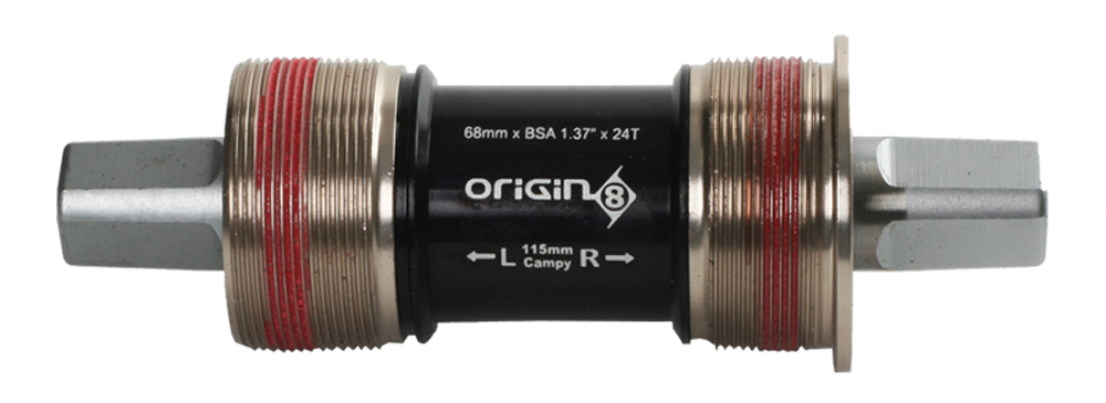 Origin8 Bottom Bracket Fits Campagnolo Crankset 115mm English