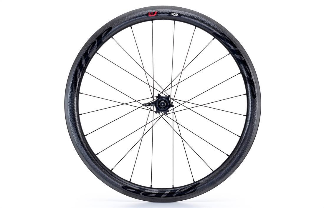 19 Zipp 303 Firecrest Carbon Clincher Rear Road Wheel Shimano