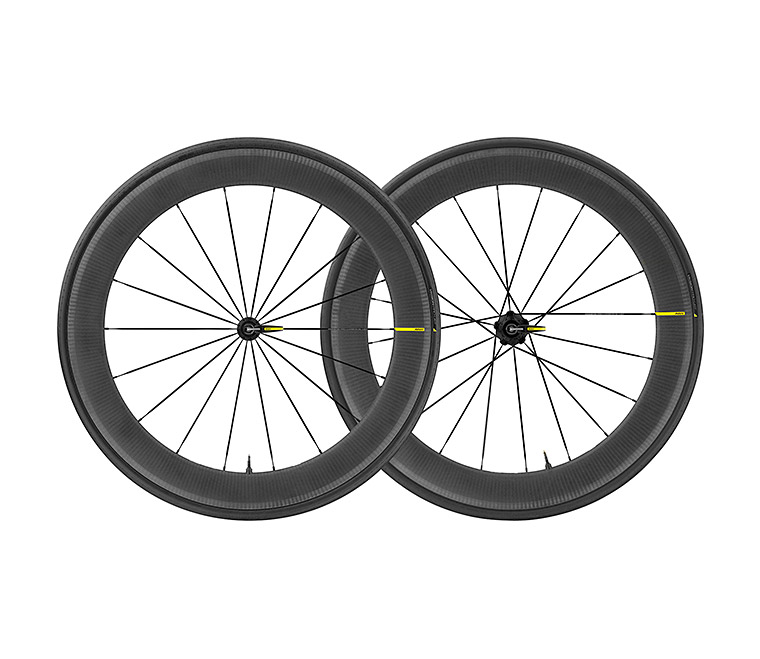 '20 Mavic Comete Pro Carbon SL UST Road Bike Wheelset