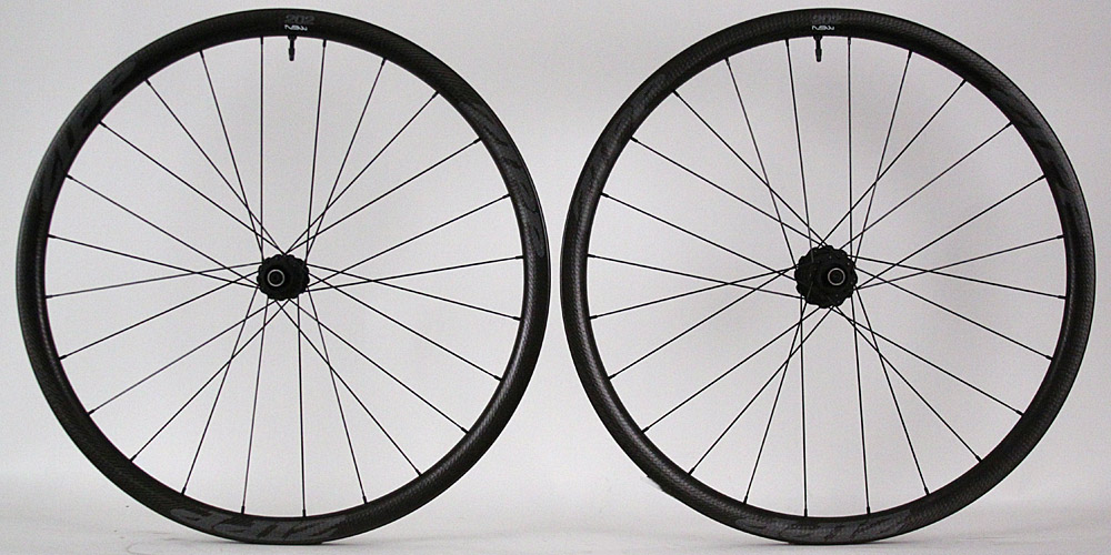 2018 Zipp 202 NSW Tubeless Road Bike Wheelset - 1475 g