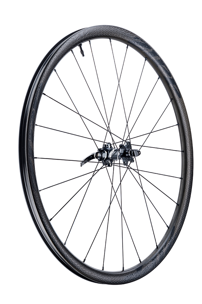 2018 Zipp 202 Firecrest Carbon Clincher Tubeless Road Wheelset