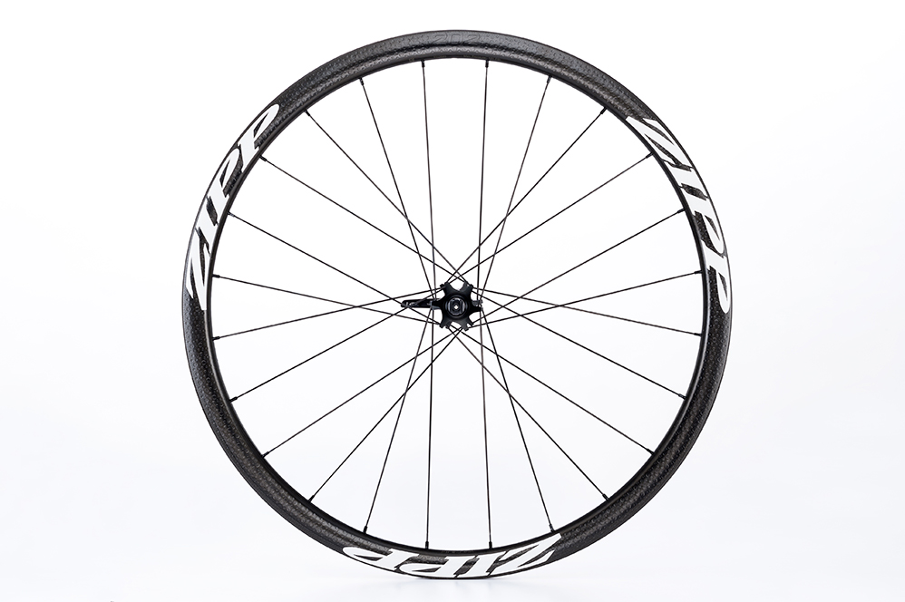 2018 Zipp 202 Firecrest Tubular Disc Road Bike Wheelset 1330g