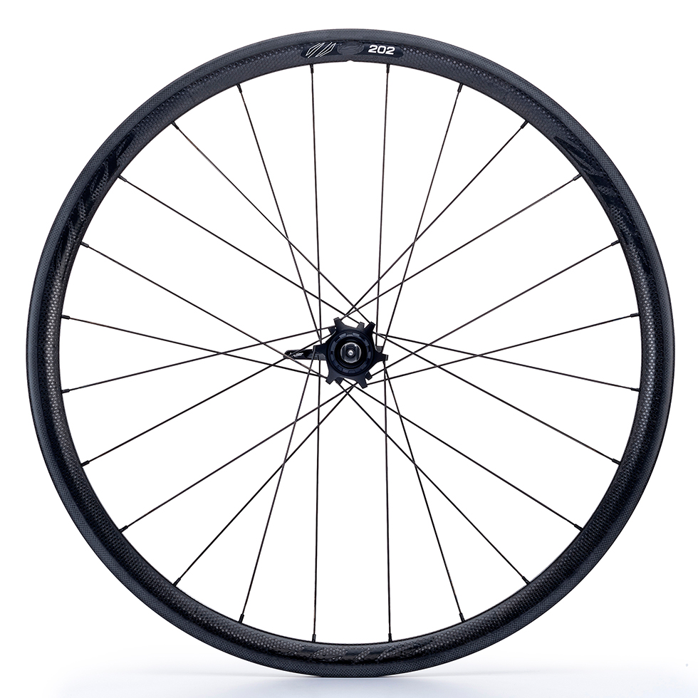 2018 Zipp 202 Firecrest Carbon Clincher Road Bike Wheelset 1450g