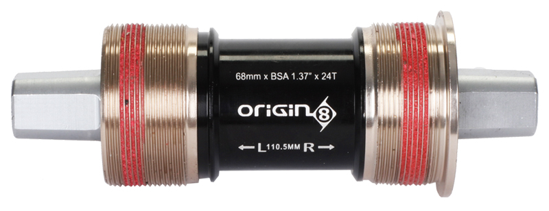 Origin8 Bottom Bracket Fits Campagnolo Crankset 110.5mm English