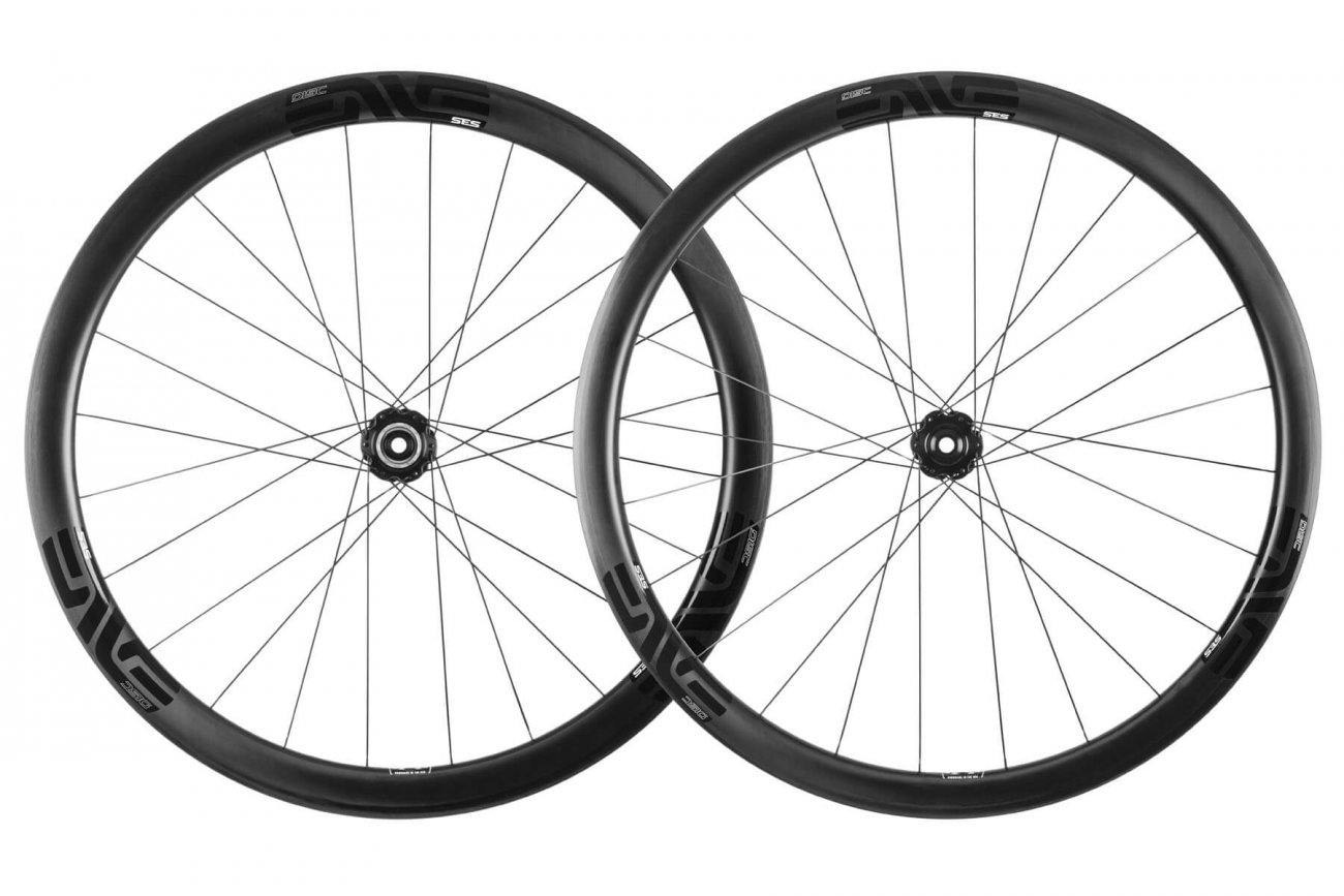 ENVE SES 3.4 Carbon Fiber Road Bike Wheelset 12x100 12x142 XDR