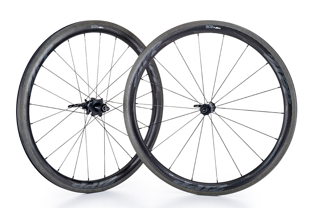 2018 Zipp 303 NSW Carbon Clincher Road Bike Wheelset 1555g