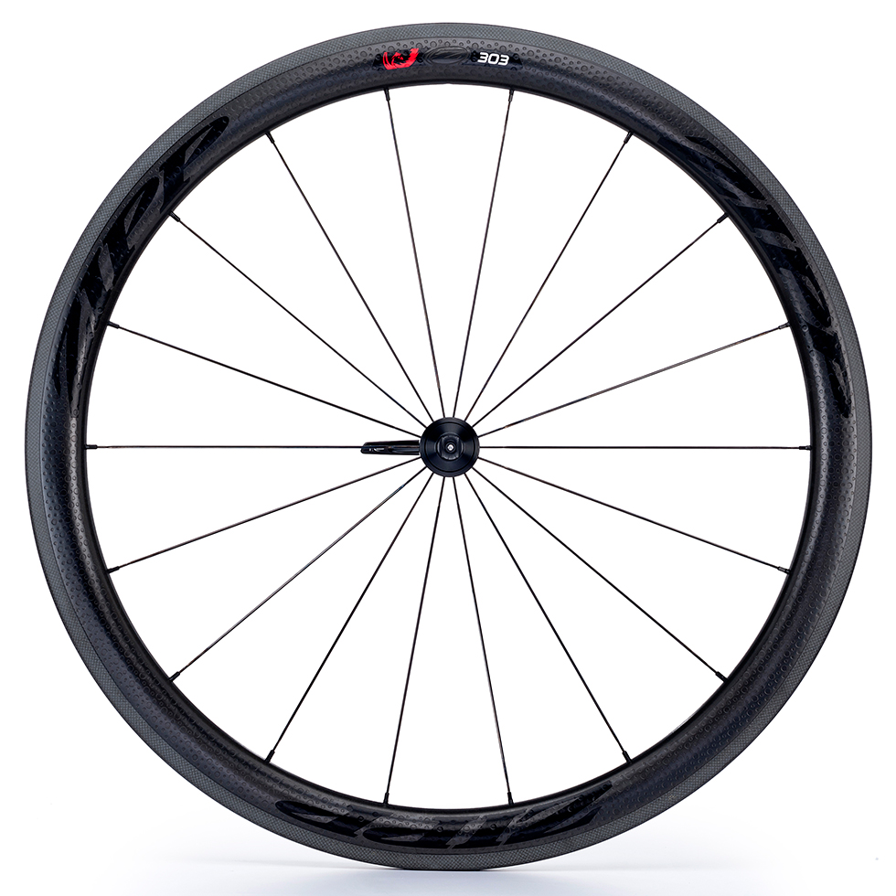 2019 Zipp 303 Firecrest Tubular Road Bike Wheelset 1390g