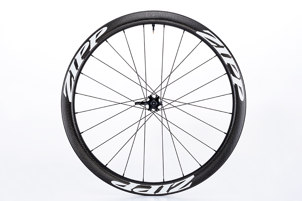 2019 Zipp 303 Firecrest Carbon Clincher Tubeless Disc Wheelset