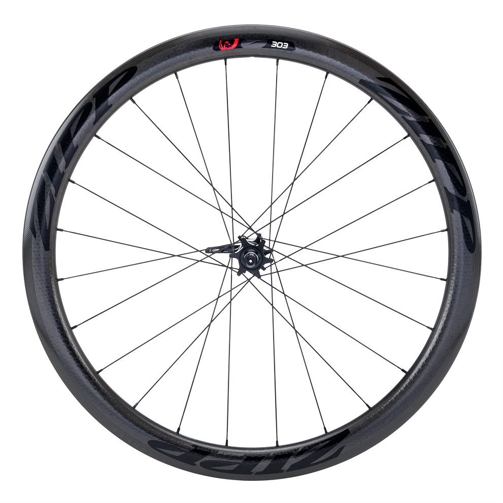 2018 Zipp 303 Firecrest Tubular Disc Road Bike Wheelset 1400g