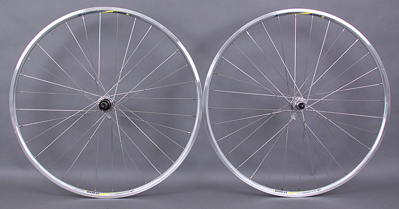 Alex R400 32h Rims Shimano 5600 105 Hubs Road Bike Wheelset