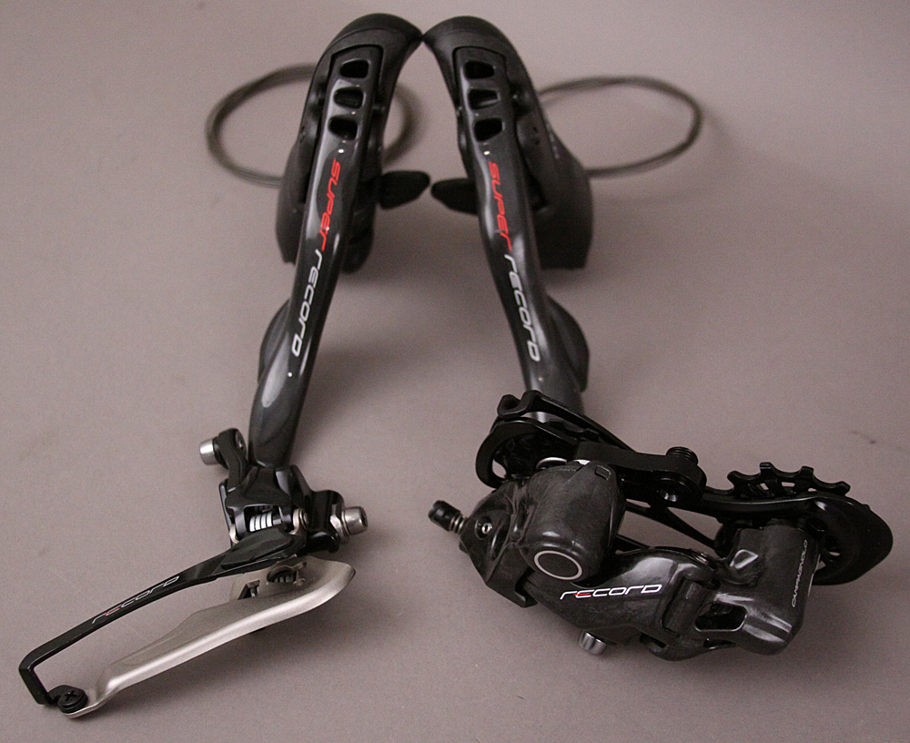Campagnolo Super Record/Record 12 Speed 3 PC Groupset
