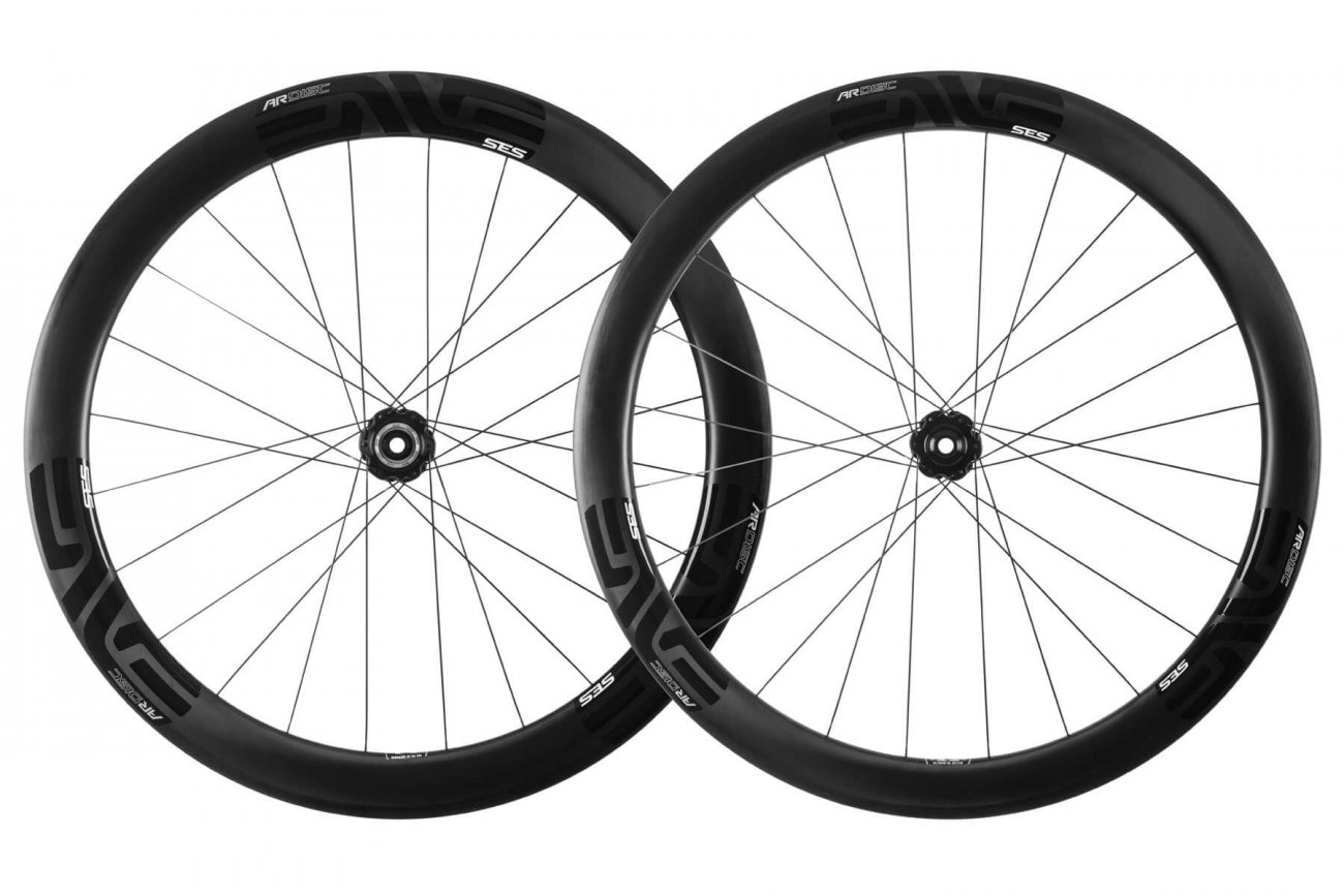 ENVE SES 4.5 AR Disc Carbon Fiber Road Bike Wheels 12x100 12x142