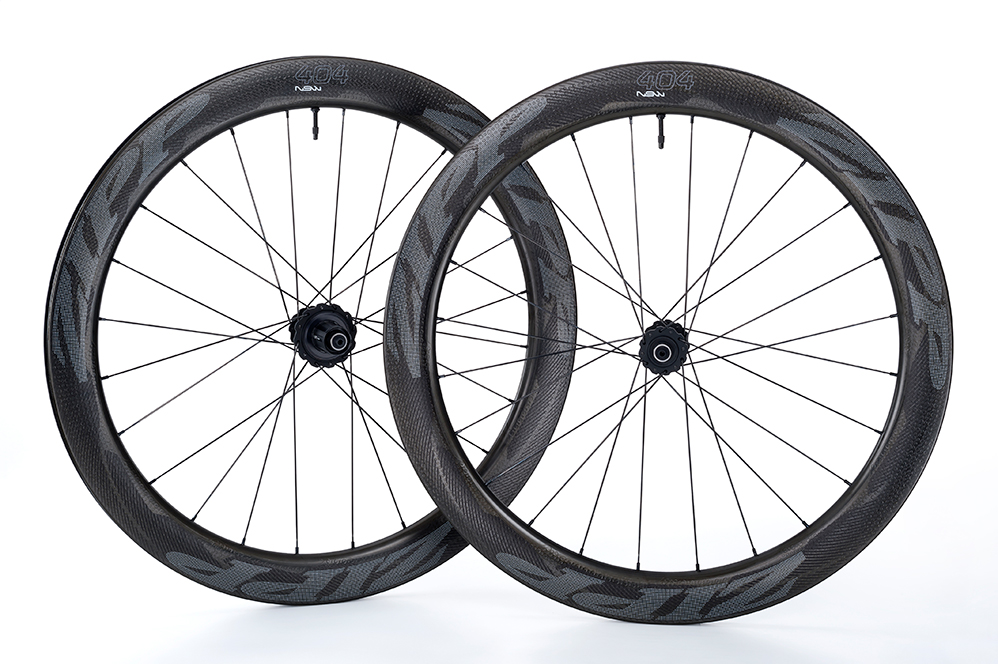 2018 Zipp 404 NSW Carbon Clincher Road Disc Tubeless Wheelset