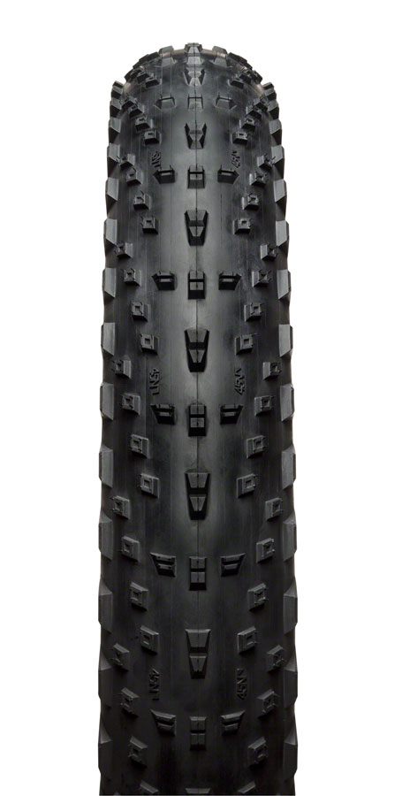 45NRTH Husker Du Fat Bike Tire 26 x 4 Tubeless Folding 120tpi