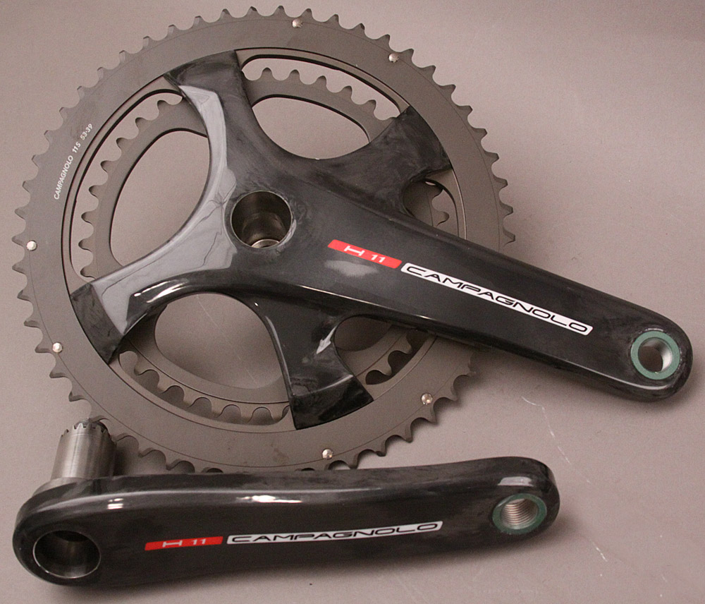 Campagnolo H11 Record 11 Speed Road Bike Crankset 170 36/52