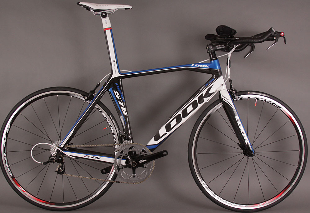 2011 LOOK 576 Carbon Fiber Time Trial Bike SRAM Rival Build LG