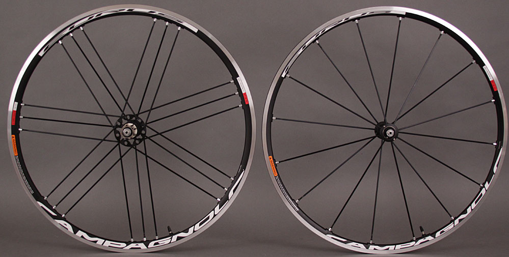 Campagnolo Eurus 2 Way Fit Wheels Bright Label