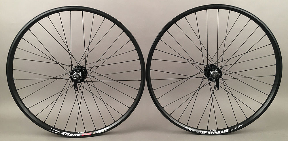 "Weinmann XM280 27.5"" 650b Gravel Cyclocross Bike Wheels Clincher"