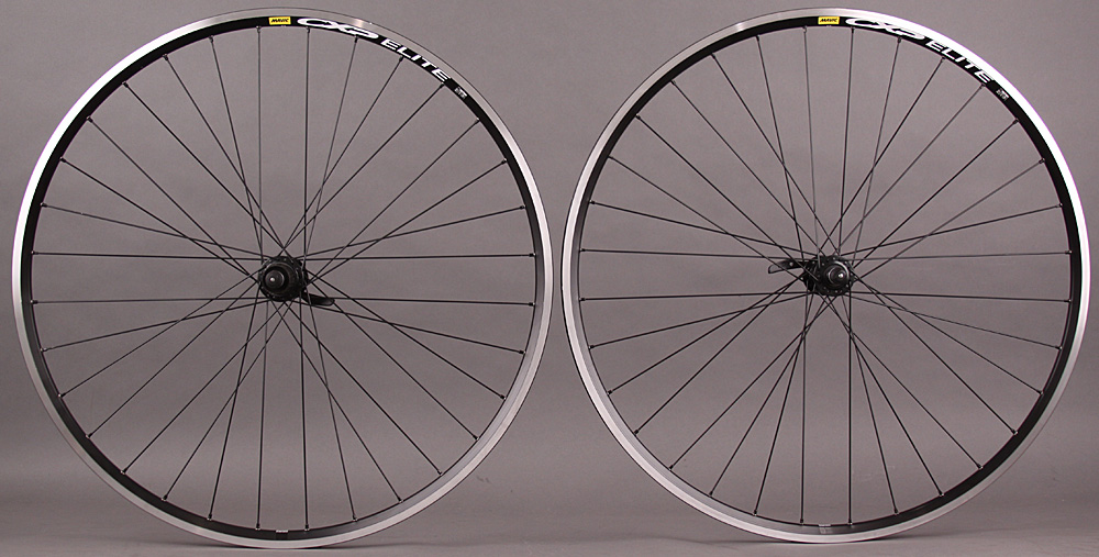 Mavic CXP Elite Shimano 7000 105 Hubs Road Bike Wheelset 10 11s