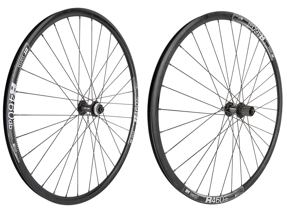 DT Swiss R460d Shimano RS505 Hubs Road CX Disc Brake Wheelset