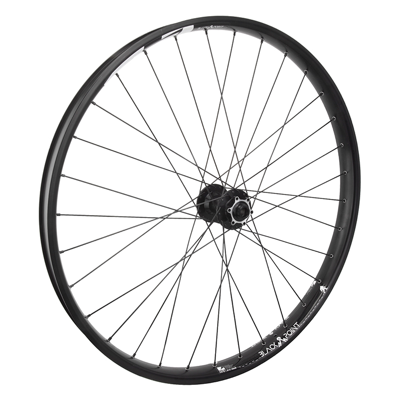 Black Point i40 650b 27.5 32h MTB Front Wheel Tubeless Boost