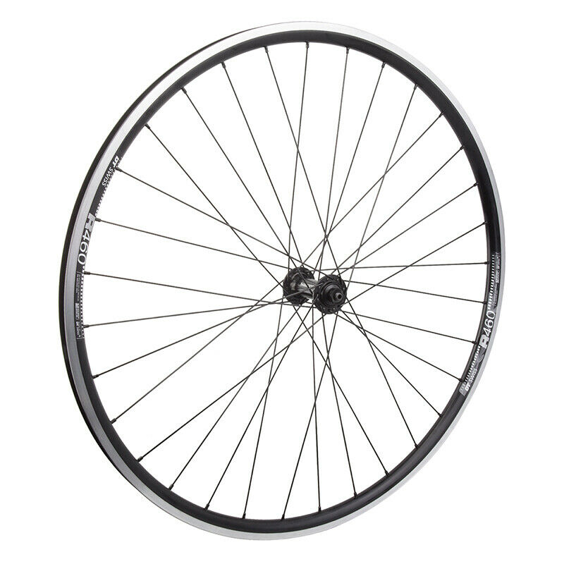 DT R460 32h Black 700c Road Bike Bicycle Front Wheel Shimano QR