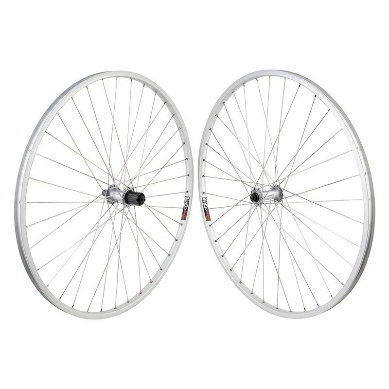 Sun CR18 700c Road Bike Wheels 8, 9, 10 Speed 100-135mm Spacing