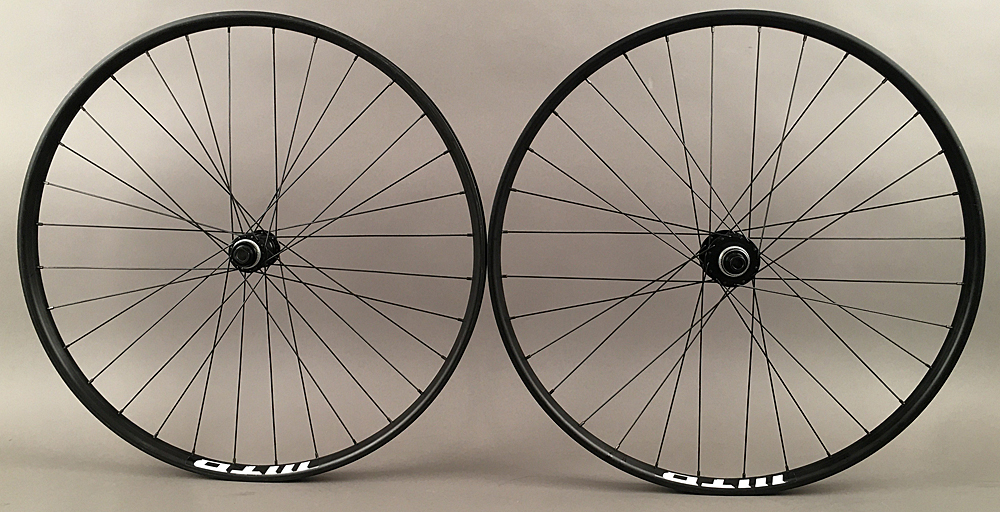 "WTB ST I30 29"" MTB Bike Wheels Shimano Microspline Boost Spacing"