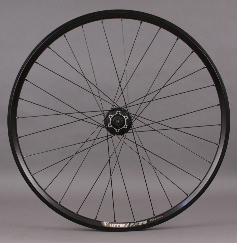 WTB FX28 Disc Brake FRONT Wheel Shimano Deore Hub 32 Hole