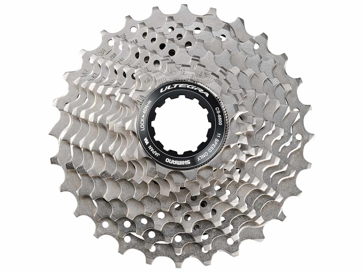 Shimano Ultegra 11 Speed CS-6800 Cassette 11-25