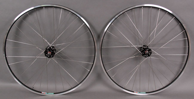 Weinmann LP18 BLACK Formula fixed gear single speed wheelset