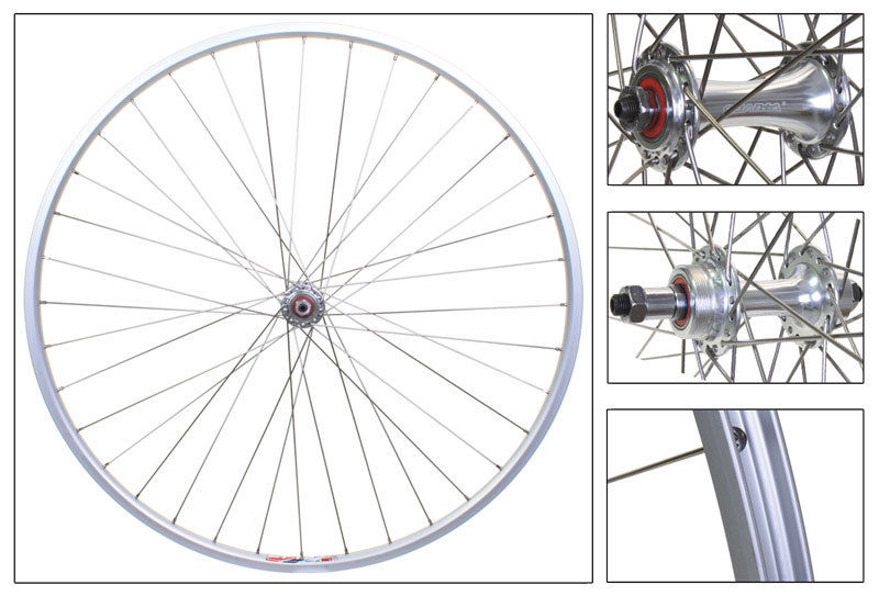 Weinmann LP18 700c 5,6,7 Speed Freewheel hubs Road Bike Wheelset