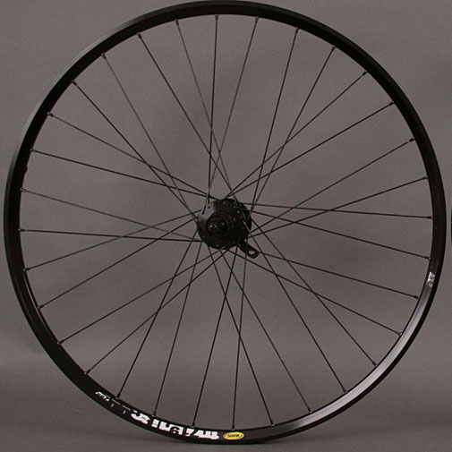 Mavic TN719 29er Mountain REAR Wheel Shimano 6 Bolt Disc Hub