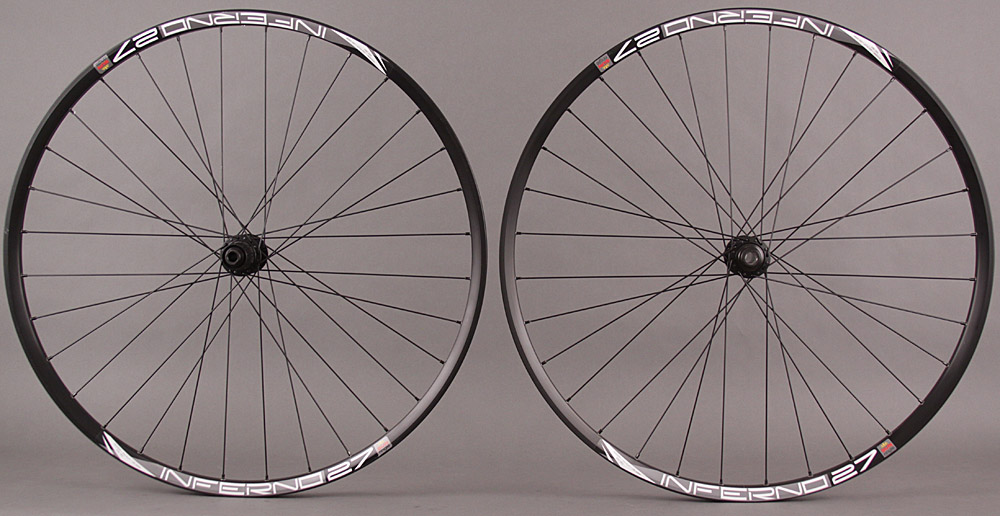 Sun Inferno 27 29er MTB Wheels15mm thru axle Front12x142 rear