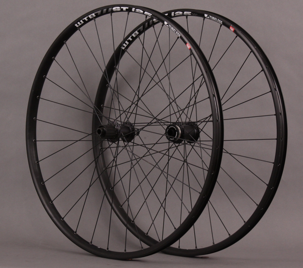WTB ST TCS I25 29er Wheelset 15mm Thru Front 12x142 Rear SLX hub